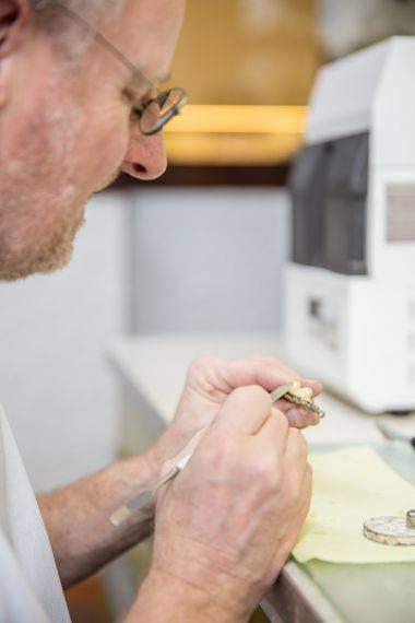 Prothese aus dem Dental-Labor Kohlmeier